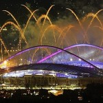 athens 2004 olympic stadium opening ceremony