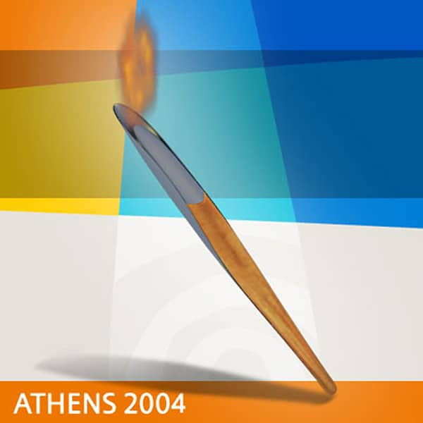Torches Athens 2004