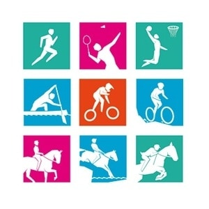 Olympic Sports Pins