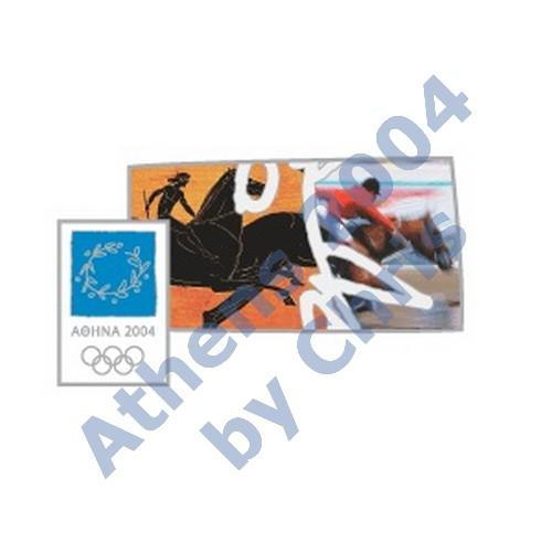 #03-006-005 5000pcs equestrian ancient new athens 2004