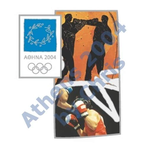 #03-006-009 5000pcs boxing ancient new athens 2004
