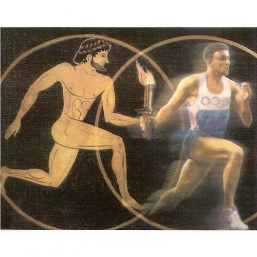 Ancient New Sports Pins