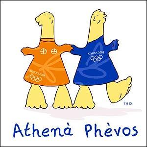 MASCOT PHEVOS ATHENA