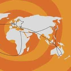 International Route Maps