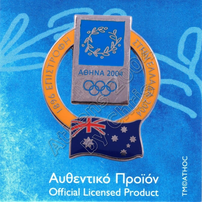 02-010-001 Australia participating country in olympiad 1896