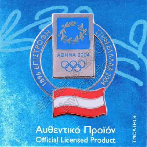 02-010-002 Austria participating country in olympiad 1897