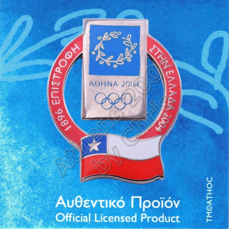 02-010-004 Chile participating country in olympiad 1899