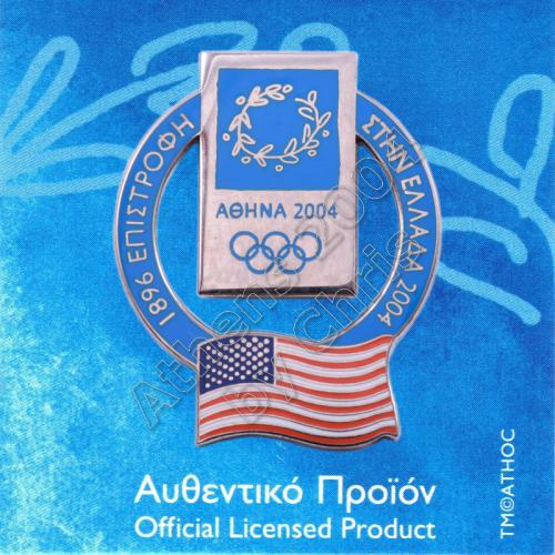 02-010-013 USA participating country in olympiad 1908