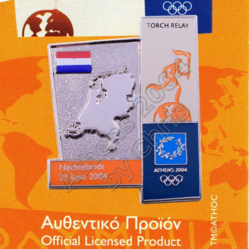 04-164-014 torch relay route countries map Netherlands
