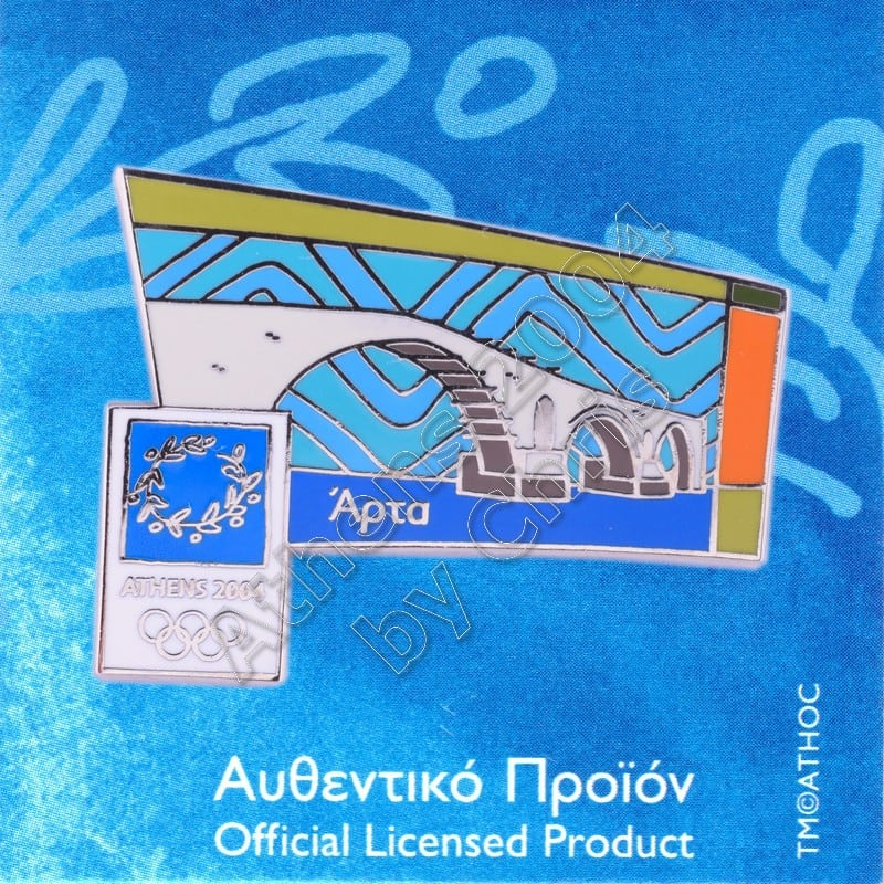 03-046-001-arta-bridge-athens-2004-olympic-pin