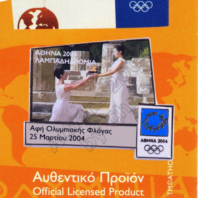 04-168-005-lighting-of-the-flame-in-ancient-olympia-athens-2004-olympic-pin