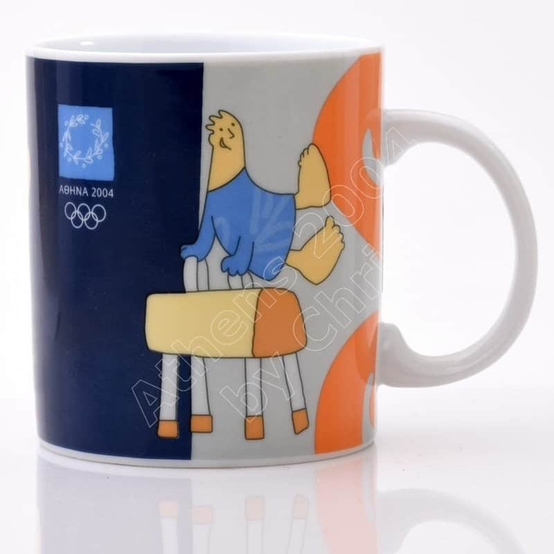 artistic-gymnastics-judo-trampoline-mug-porselain-athens-2004-olympic-games-1
