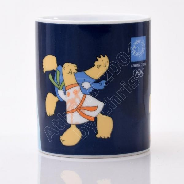 artistic-gymnastics-judo-trampoline-mug-porselain-athens-2004-olympic-games-2