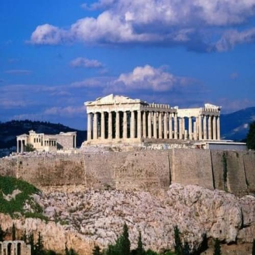 Athens Olympic City