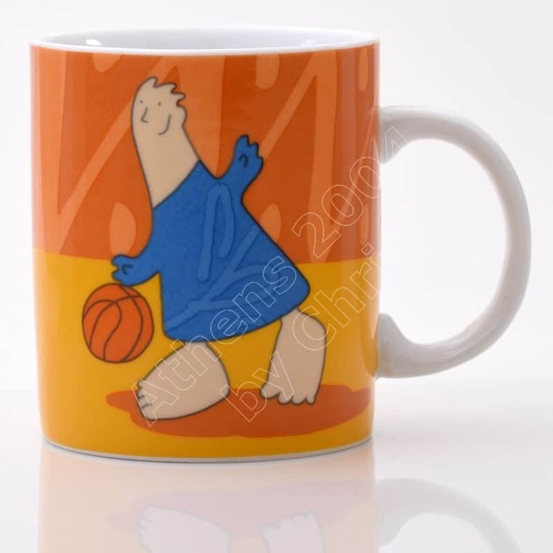 basketball-mug-porselain-athens-2004-olympic-games-1