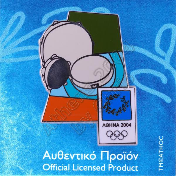 03-013-002-tambourines-musical-instruments-athens-2004-olympic-pin