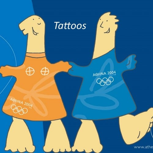 Mascot in Tattoos