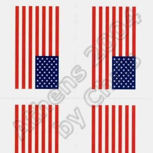 american-flag-tattoos-athens-2004-olympic-games-1
